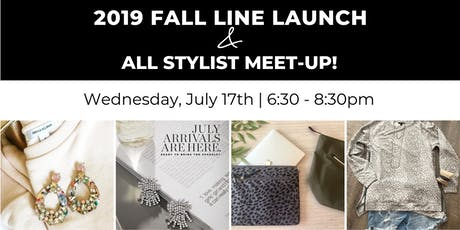 Fall 2019 Collection Debut + All Stylist Mixer tickets