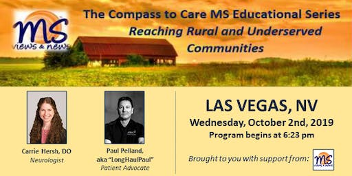 MULTIPLE SCLEROSIS Event in Las Vegas, NV: The Compass to Care for MS