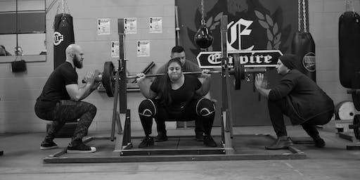 Empire Muscle Summer Powerlifting Meet