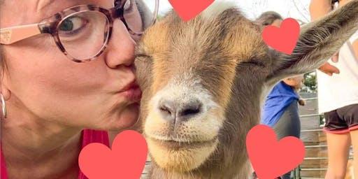 Goat Yoga Texas - Sat., July 27 @ 10AM