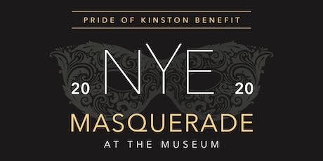 Pride of Kinston's NYE Masquerade tickets
