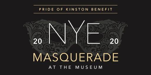 Pride of Kinston's NYE Masquerade