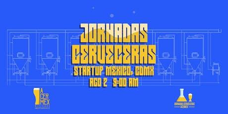 JORNADAS CERVECERAS ACERMEX 2019 entradas
