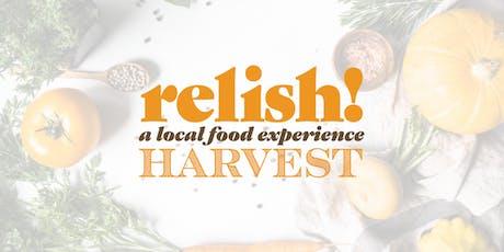 Relish Harvest tickets