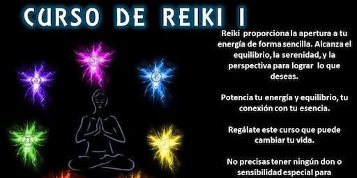 Curso: Reiki I - Confirmar Asistencia