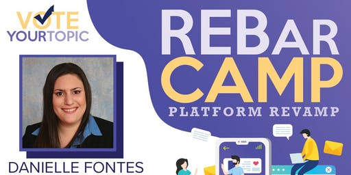 REBar Camp Platform Revamp