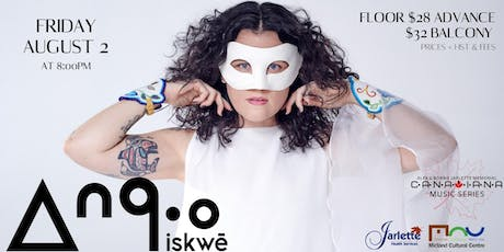 iskwē - Canadiana Music Series tickets