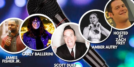 Stand Up at the Barrel: Scott Duff tickets