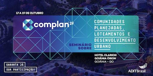 COMPLAN - Seminário sobre Comunidades Planejadas, Loteamentos e Des. Urbano