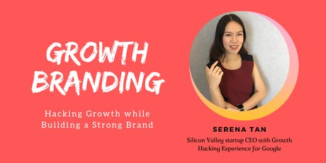 Growth Branding for Startups tickets