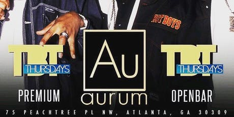 OUTCHERATL PRESENTS TBT @AURUM LOUNGE  tickets
