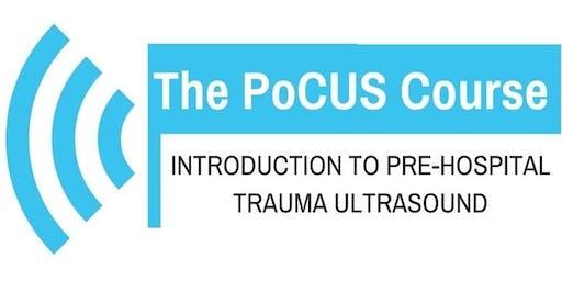 Introduction to Pre-Hospital Trauma Ultrasound - Rugeley West Midlands UK