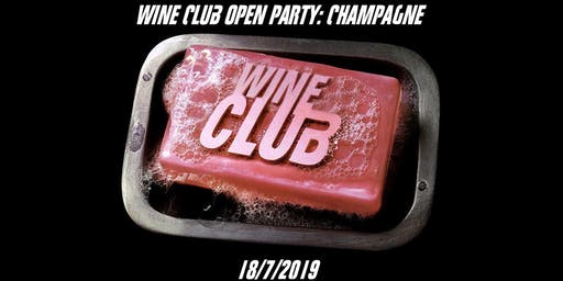 WineClub Roma Open Party: Champagne