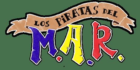 Los Piratas del M.A.R. | Nueva tripulación, nuevas aventuras entradas