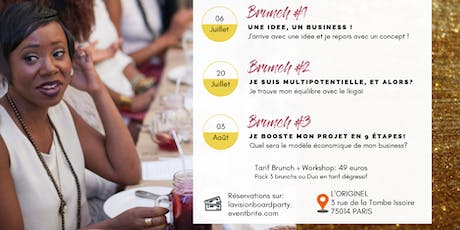 LA VISION BOARD PARTY_BRUNCH BUSINESS #2 billets