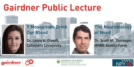 Brain Bites: Hunger, Hypothalamus and Mosquitos - A Gairdner Public Lecture tickets
