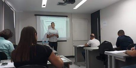 Curso presencial de importação em São Paulo ingressos