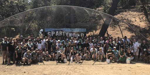 Los Angels Spartans Alumni Picnic