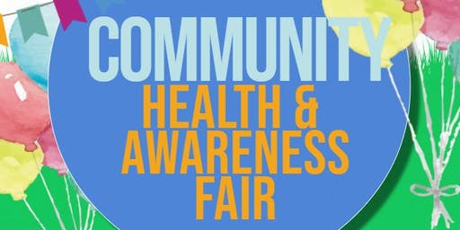 Community Health and Awareness Fair