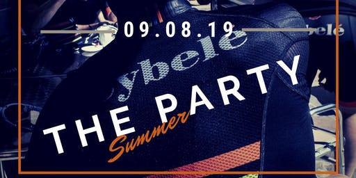 Cybelé Launch - Summer Party