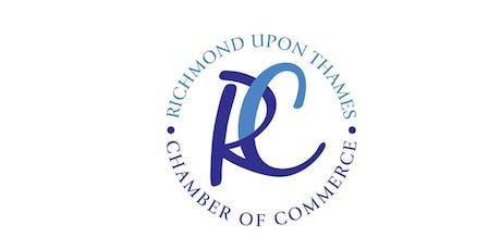 Chamber Seminar: Enter The Richmond Business Awards 2019 tickets