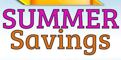Franklin Farm KinderCare Summer Savings STARTS NOW!