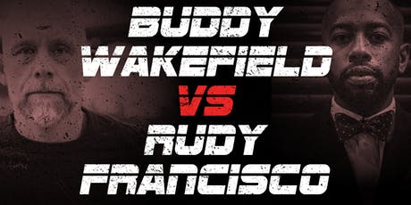 Slam Mania II: Buddy Wakefield vs. Rudy Francisco tickets