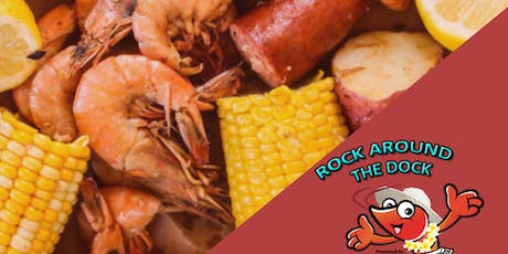 Rock Around the Dock 2020 - Shrimp Boil for Autism tickets