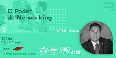 O PODER DO NETWORKING COM ALFREDO TANIMOTO