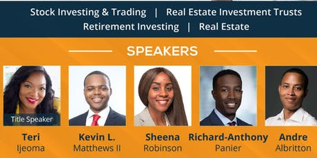 "ATL 1-Day Investment Summit - ""Owning Your Financial Future"" tickets"