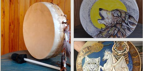 Shamanic Drum Making for Adults tickets