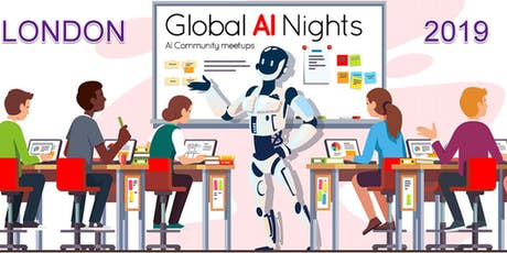 Global AI Nights - London tickets