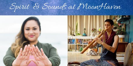 Spirit and Sounds at MoonHaven tickets