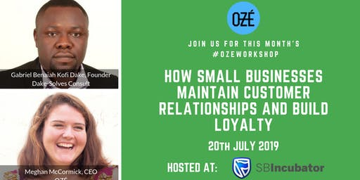 """How Small Businesses Maintain Customer Relationships and Build Loyalty"""