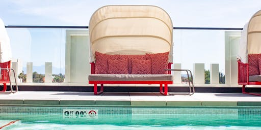 AC Hotel: Rooftop Pool Party