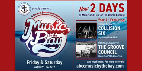 ABCC Music By The Bay tickets
