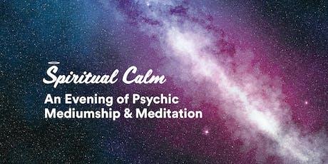 Spiritual Calm tickets