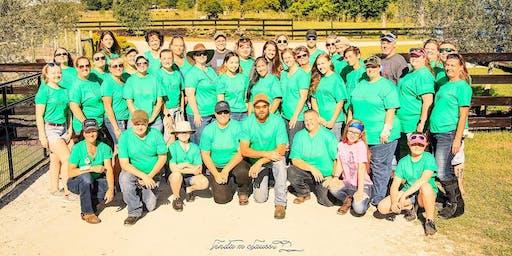 Volunteer Orientation August 3rd
