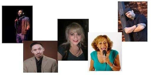 Comedy at Cine Cuvee - Aug 7
