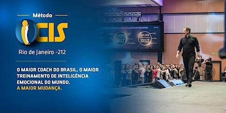 [RIO DE JANEIRO/RJ] Método CIS 212 ingressos