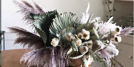 Dried flower workshop with Rawfinery tickets