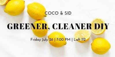 Creative Social - Greener, Cleaner DIY