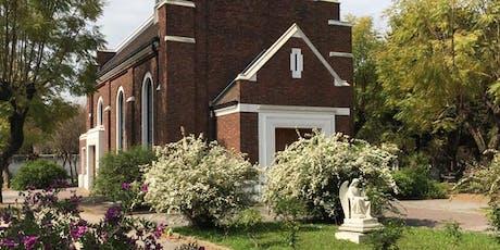 Visita guiada al patrimonio histórico del Cementerio Británico de Bs. As. entradas