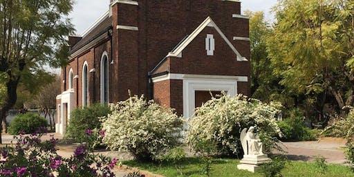 Visita guiada al patrimonio histórico del Cementerio Británico de Bs. As.