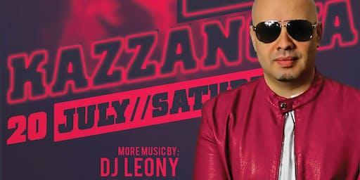 DJ KAZZANOVA AT HAVEN ORLANDO