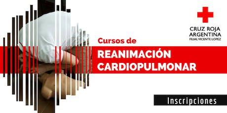 RCP - Reanimacion Cardio Pulmonar 01/08/2019 entradas