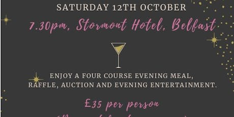 Charity Ball - Proceeds in aid of Children's Heartbeat Trust tickets