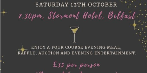 Charity Ball - Proceeds in aid of Children's Heartbeat Trust