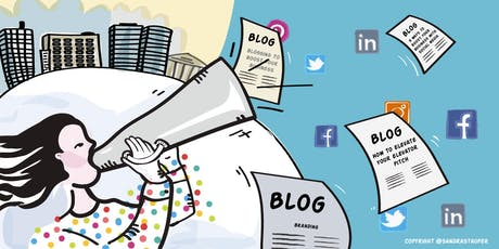 Blogging to Boost Your Business tickets