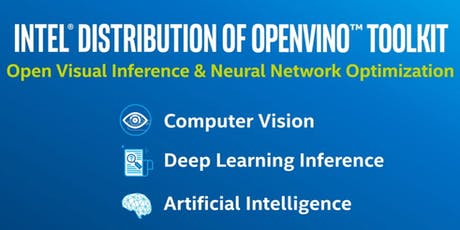 Intel® Distribution of Openvino™ Toolkit Workshop tickets